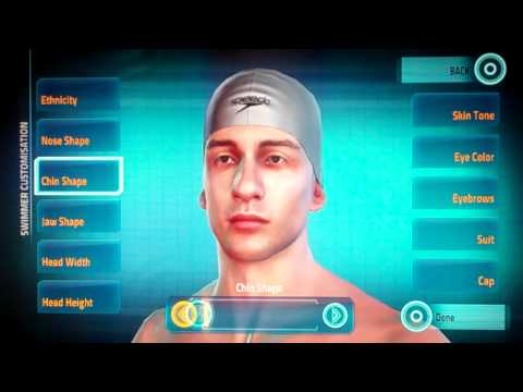 Michael Phelps : Push the Limit Xbox 360