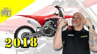 5. Honda Announces 2018 Models, New Moto GP Electric Race? & More!