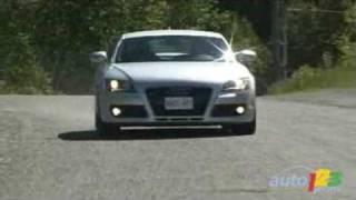 2008 Audi TT Coupe Review By Auto123.com