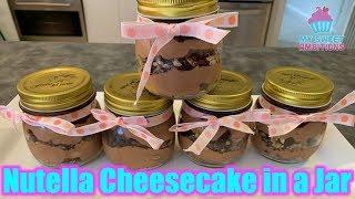 Video Nutella Cheesecake in a Jar MP3, 3GP, MP4, WEBM, AVI, FLV Desember 2018