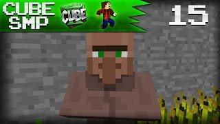Minecraft Cube SMP: Evil Minions Farm! - Ep 15