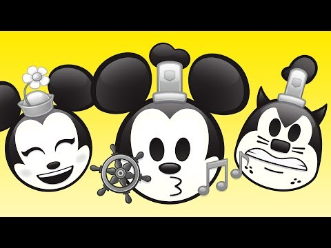 Video Steamboat Willie As Told By Emoji | Disney download in MP3, 3GP, MP4, WEBM, AVI, FLV January 2017