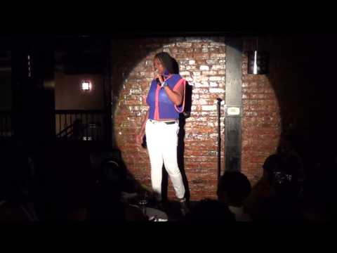 JuDee Brown @ The Laff Mobb Soul Comedy Lounge