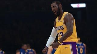 NBA 2K19: Momentous