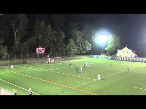 St. Joseph's College (Long Island) Men's Soccer vs Drew University- 10/02/2013