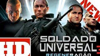 Soldado universal 3 Regeneración Películas completa en español Audio Latino