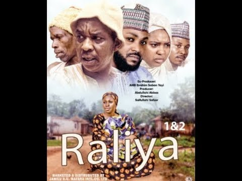 RALIYA 1&2 LATEST HAUSA FILM  / ADAM A ZANGO