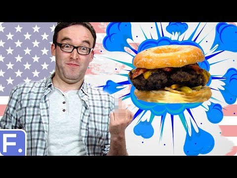 Irish People Try American Burgers And Have Their Minds Completely Blown [WATCH]