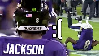 Lamar Jackson Highlights vs Tennessee Titans   59 ATTEMPTS   Ravens vs Titans Divisional Round