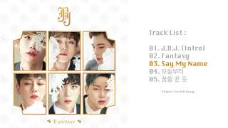 Download Lagu [FULL Album] JBJ - FANTASY - The 1st Mini Album Mp3