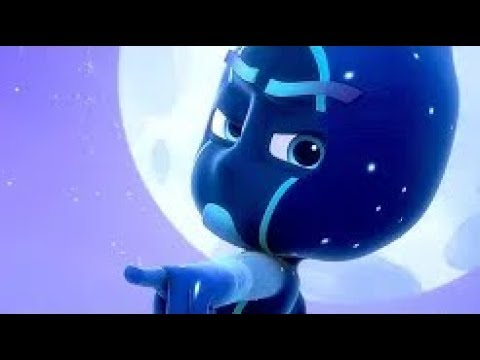 PJ Masks Season 2 Full Episodes 🙀 Episode 5 & 6 Night of the Cat Catboy Does It Again