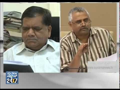 Jagadish shettar in land scam controversy - News bulletin 29 Jul 14