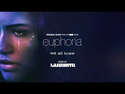 Labrinth – We All Knew (Official Audio) | Euphoria (Original Score from the HBO Series)