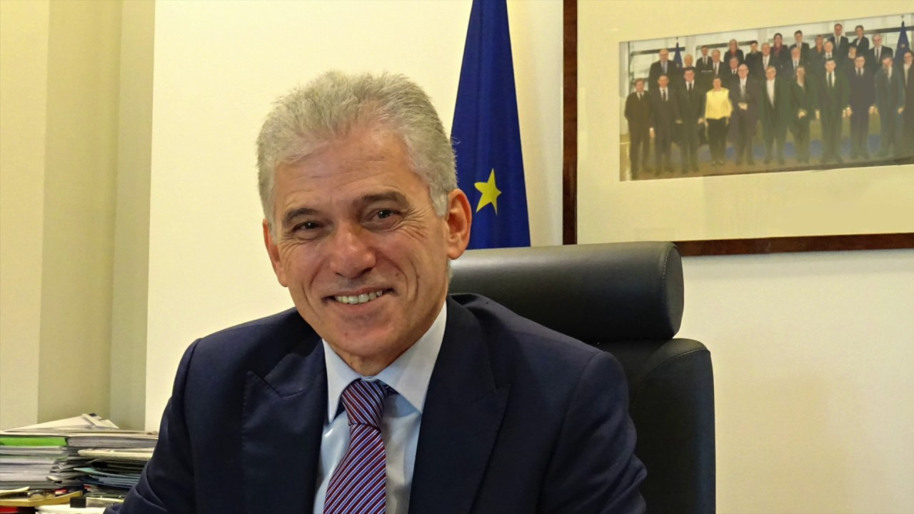 Ο Επικεφαλής της Ευρωπαϊκής Επιτροπής στην Ελλάδα κ. Πάνος Καρβούνης στον Real FM (18/12/2016)