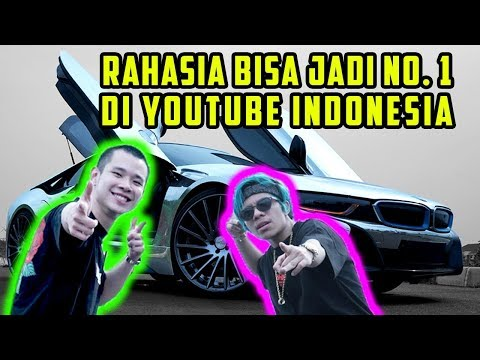 RAHASIA JADI TOP 1 GLOBAL YOUTUBER INDONESIA!! - ATTA HALILINTAR