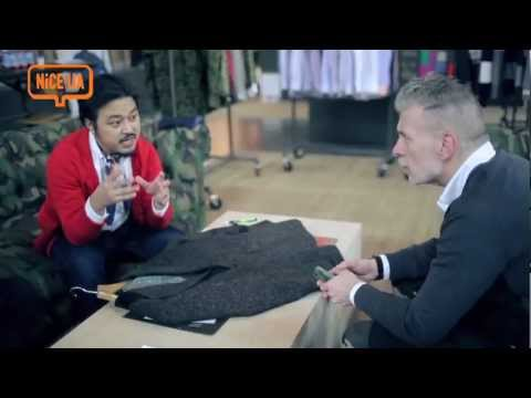 0 UNITED ARROWS   NiCE UA: Nick Wooster Interview | Video