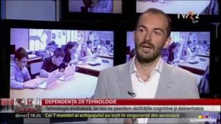 TVR2  - 19.05.2016 - Alexandru Plesea