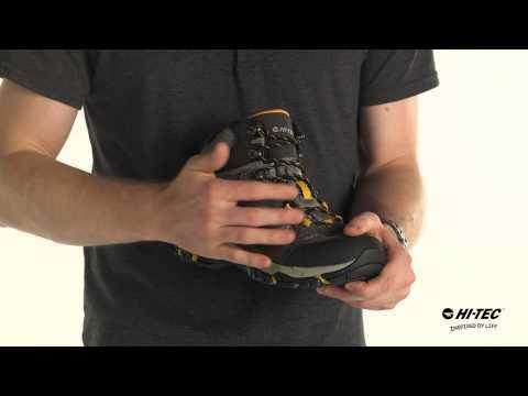 Altitude Lite i Waterproof - Athletic-Inspired Men's Hiking Boot from Hi-Tec