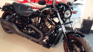 4. 2008 HARLEY DAVIDSON VRSCD NIGHT ROD SPECIAL