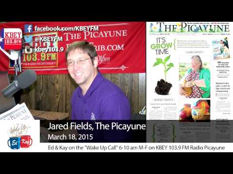 The Picayune Wednesday, March 18 | KBEY 103.9 FM