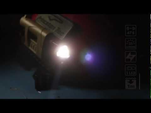 Charge MPLS Helmet Light