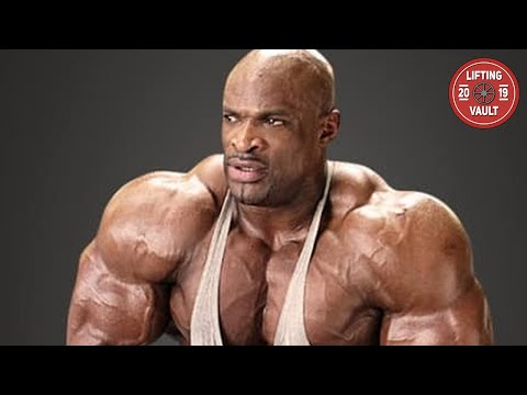Peak Ronnie Coleman As A Powerlifter