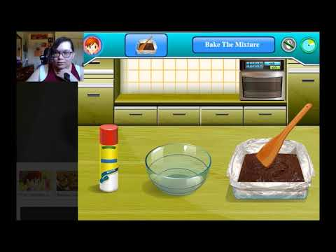Sara's Cooking Class; Brownies|Mother's Day Games