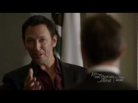 Steve Valentine in Drop Dead Diva 'The Dress' S01E09