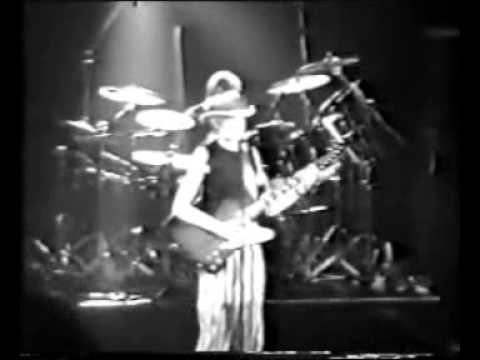 Johnny Winter Live In Munich 1991 September Whole Concert
