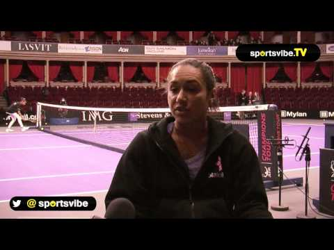 Heather Watson Interview - The Future Of British Tennis And Making Her Comeback Year