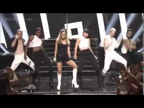 Ariana Grande - Problem - Live Performance iHeart Radio Music Awards 2014