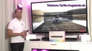 In diesem Video zeigen wir die Internet-Radio Funktion vom Telekom MR400 (Media Receiver 400), welche analog auch am Telekom MR200 (MediaReceiver 200) funktioniert. Internetradio einfach am Fernseher (ggf. mit Soundsystem) nutzen.Telekom Entertain TV Tarife und Angebote: https://telekom.tarife-angebote.de/entertain .