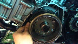 7. Hyosung gt650r engine rattle troubleshooting