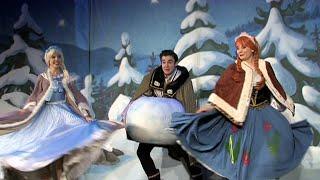 Náhled - Sněhová královna v Ledovém království