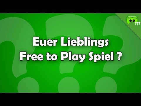 Euer Lieblings Free to Play Spiel ? - Frag PietSmiet ?!