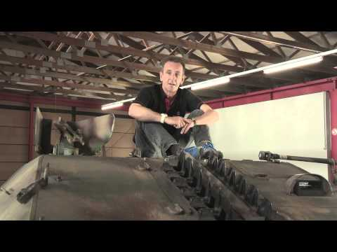 "Video. Documental de Wargaming Asia: ""Inside the Hetzer″"