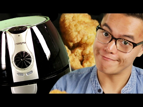 Can You Fry Food With Only Air?