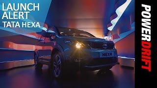Tata Hexa launched at Rs.11.99 lakh : More value than Mahindra XUV500 and Toyota Innova Crysta?
