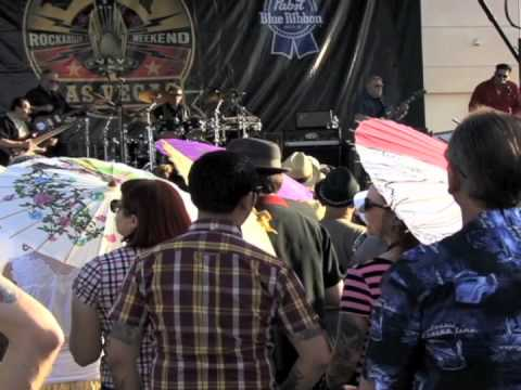 The Vintage Vegas Variety Show: Episode 4: Viva Las Vegas Rockabilly Weekend! Part 1