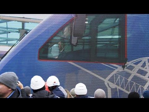 Αγία Πετρούπολη-Κριμαία με τρένο