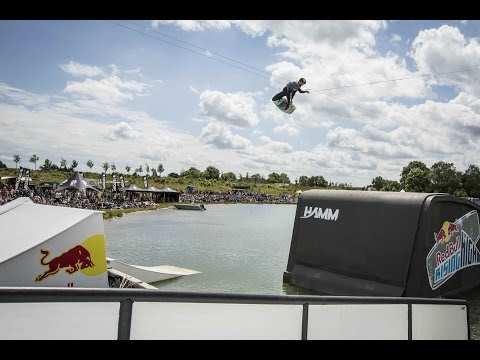 RED - The world's top big-air wakeboarders came Hamm, Germany in pursuit of progression and going BIG. The 2014 Red Bull Rising High event helped them achieve just that, where the highest and longest...