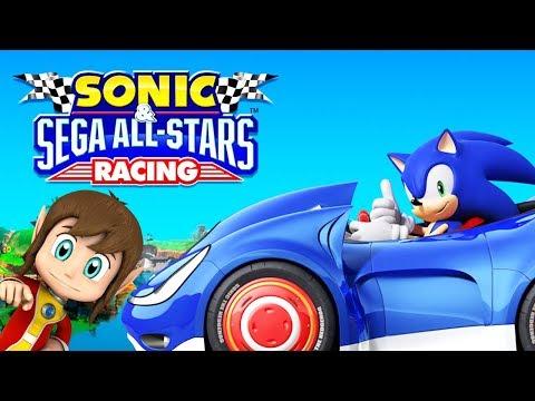 Toda a Sega Reunida! Sonic & Sega All Star Racing