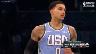 HIGHLIGHTS: Kyle Kuzma Drops 35 points for Team USA