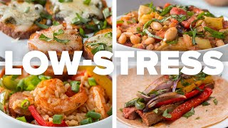 Low-Stress Family Dinners by Tasty