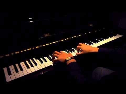 Senbonzakura marasy piano ver. - 千本桜を弾いてみた【まらしぃさんver.】 - 千本櫻 mara… видео