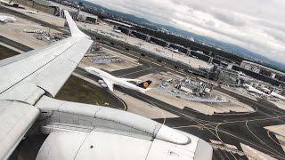 Minsk Belarus  city images : Amazing Frankfurt Airport View. Embraer ERJ-190LR. Frankfurt - Minsk, Belarus Flight Lufthansa 1486