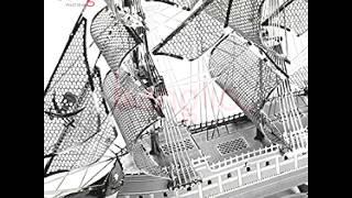 Rompecabezas metálico 3D - Galeón Golden Hind