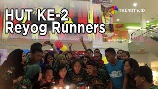 Reyog runners adalah bagian dari komunitas lari terbesar di Indonesia Indorunners. Tahun ini memasuki usia ke-2 yang perayaanya dilaksanakan di atrium Ponorogo city centerLebih dekat dengan trendTV via :Facebook : http://facebook.com/trendtvIDTwitter : @trendtvIDIG : trendtv.id