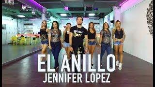 El Anillo - Jennifer Lopez by Cesar James Zumba Cardio Extremo Cancun