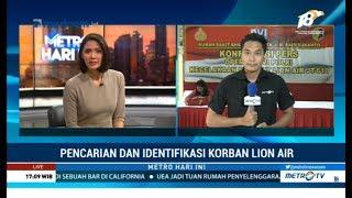 Video Di Hari ke-11, Total 186 Kantong Jenazah Lion Air Sudah Diterima RS Polri MP3, 3GP, MP4, WEBM, AVI, FLV November 2018